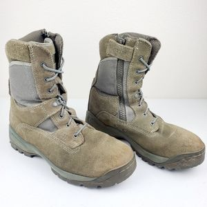5.11 Tactical Series SkyWeight Side Zip Sage Boots